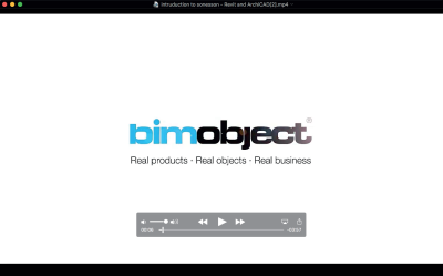 Sonesson Inredningar´s products as BIM objects
